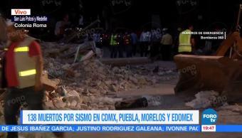 Solicitan Voluntarios Remoción Escombro La Cruz Roja