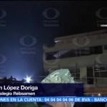 Crónica Jld Desde Colegio Rébsamen Elementos De Rescate