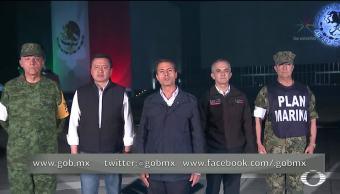Epn Ofrece Mensaje Nación Sismo México