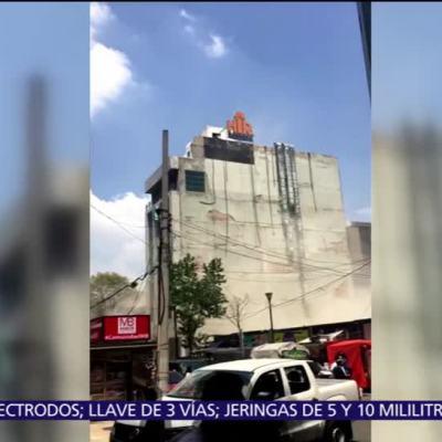 Así vivió la CDMX el sismo del 19 de septiembre de 2017