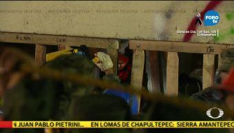Niña atrapada en colegio Rébsamen aseguró tener contacto con otros cinco estudiantes