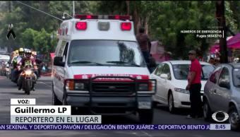 Caravanas de ayuda circulan por la CDMX tras terremoto