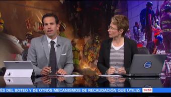 Las noticias, con Karla Iberia Programa del 21 de septiembre de 2017