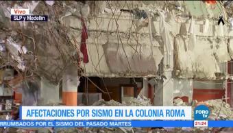 Binomios buscan a otra persona en edificio de SLP y Medellín
