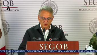 Continúan los rescates por el sismo en México