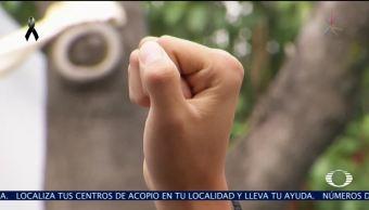 Vecinos del colegio Rébsamen se activaron como rescatistas