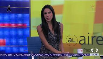 Al aire, con Paola Rojas Programa del 22 de septiembre del 2017