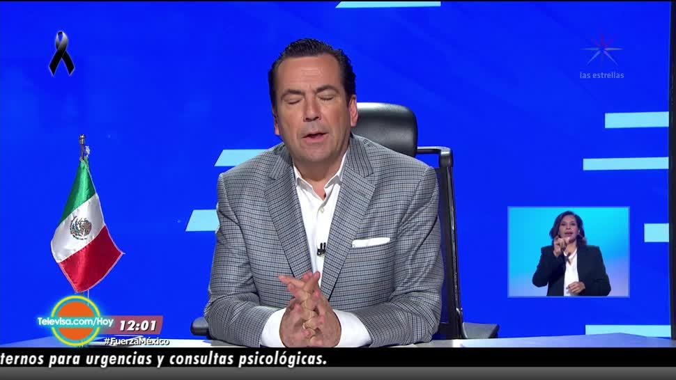 Las noticias en Hoy con Eduardo Salazar (Bloque 3)