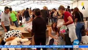 Fundación Televisa hace llegar la ayuda a los damnificados