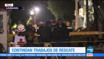 Temen derrumbe inesperado en labores de rescate en Coquimbo