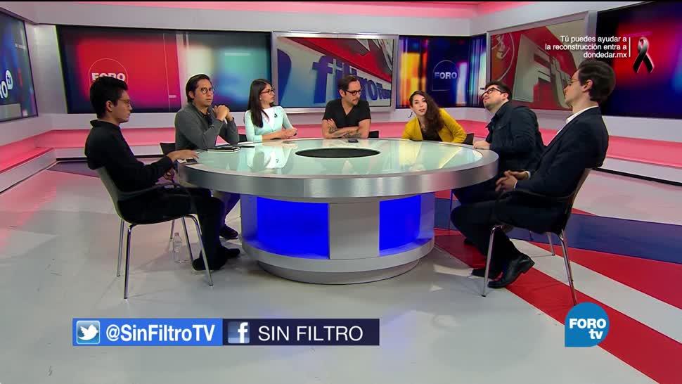 Sin Filtro con Genaro Lozano: Programa del 24 de septiembre del 2017