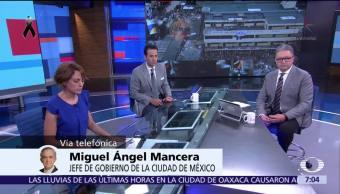 SEP y delegaciones responden por integridad estructural de escuelas particulares, dice Mancera