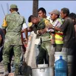 Busca a soldado que recuperó a su hija