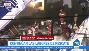 Más de 30 personas permanecen desaparecidas en Álvaro Obregón 286
