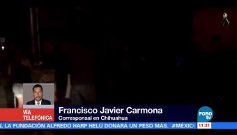 Comando ataca centro de rehabilitación en Chihuahua