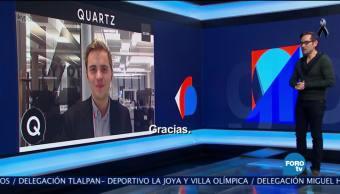 Genaro Lozano Entrevista A Max De Haldevang
