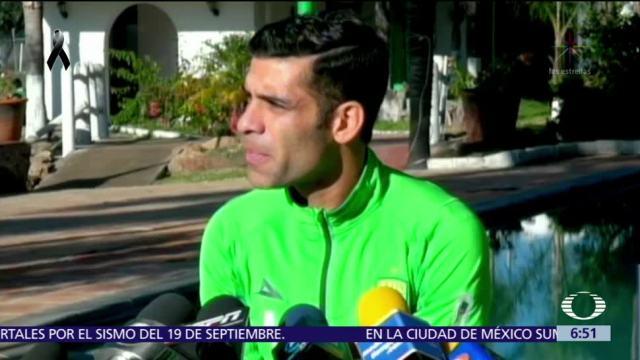 Juez federal descongela cuentas bancarias de Rafa Márquez