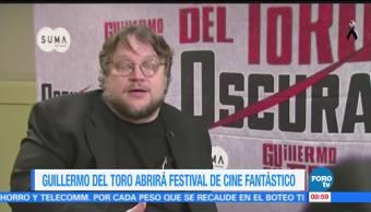 Guillermo del Toro abrirá Festival de Cine Fantástico