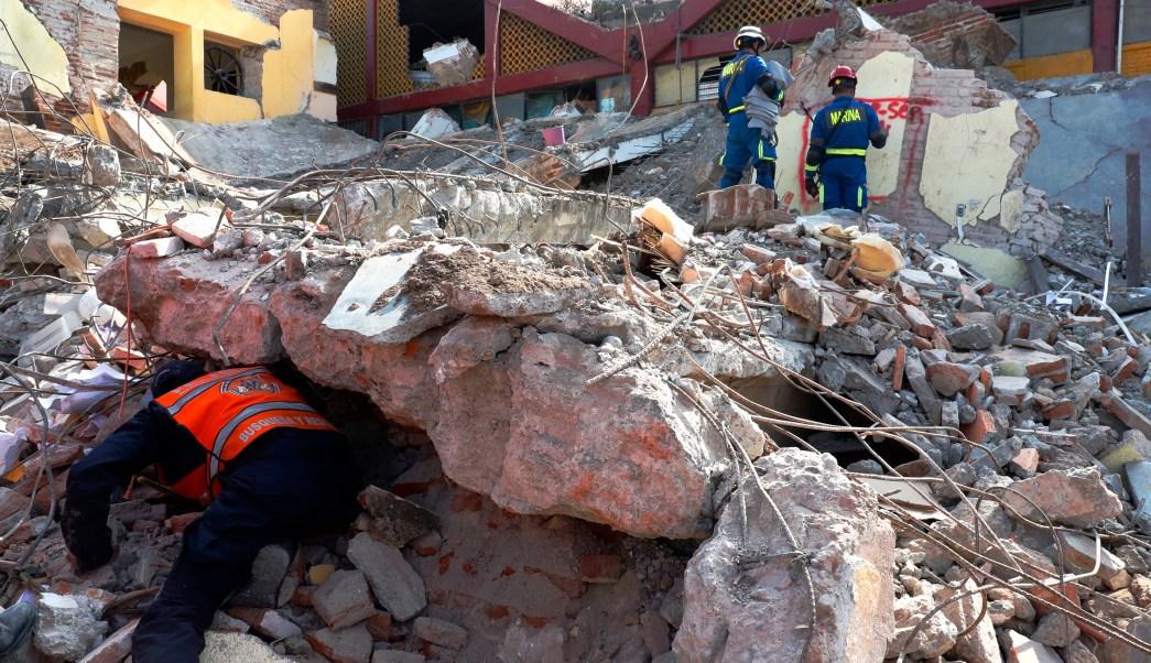 China envía sus condolencias por las víctimas del sismo en México