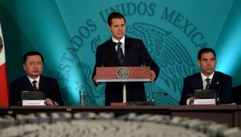 Presidente Peña Nieto ofrecerá un mensaje a la nación por Quinto Informe