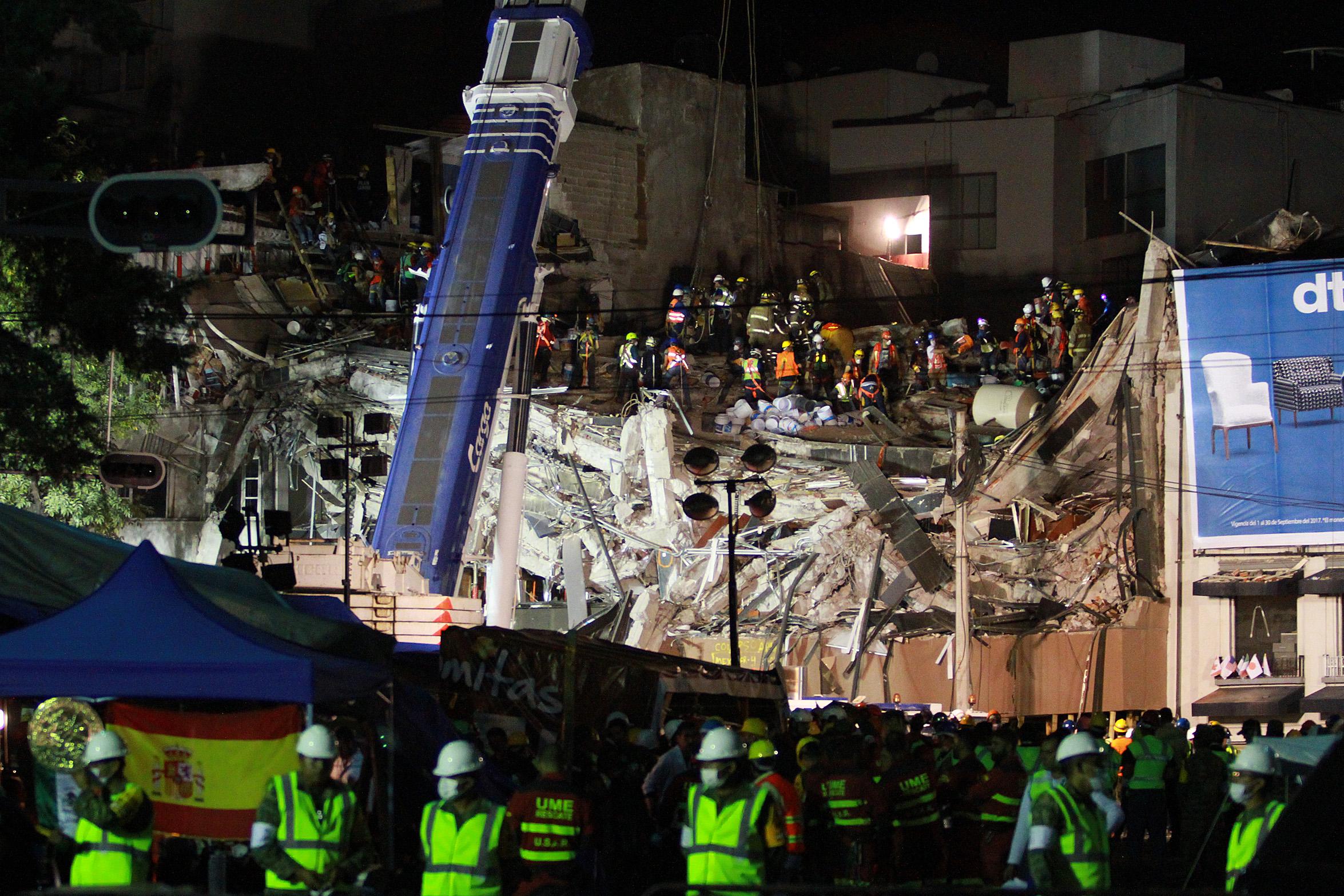 Mueren dos mujeres por infarto durante sismo de 6.1 grados en CDMX