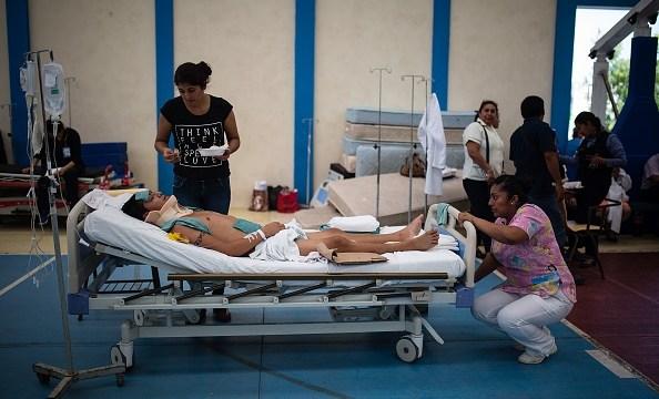 Hospital de Juchitán deberá reconstruirse por daños del sismo: Narro