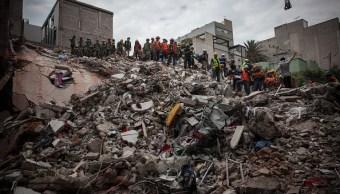 EPN fondo emergencia por sismo México
