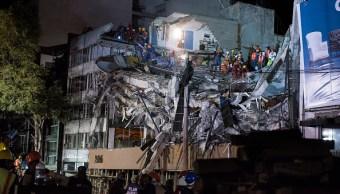 Aumenta a 307 cifra de muertos por sismo del 19 de septiembre en México