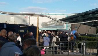 desalojan aeropuerto copenhague dinamarca equipaje sospechoso