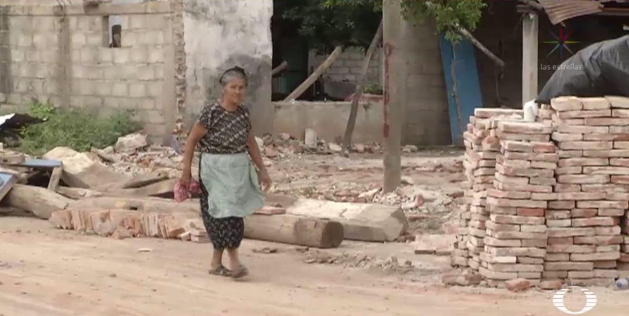 Afecta sismo a la población indígena