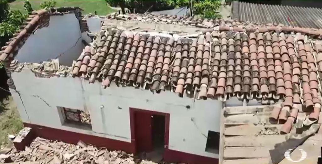 Afecta sismo a la población indígena más anciana y pobre de Oaxaca