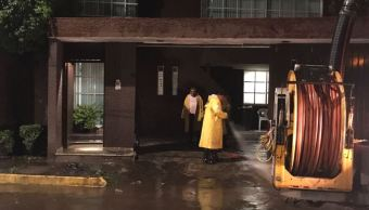 Xochimilco reporta 200 viviendas afectadas por tromba del miércoles