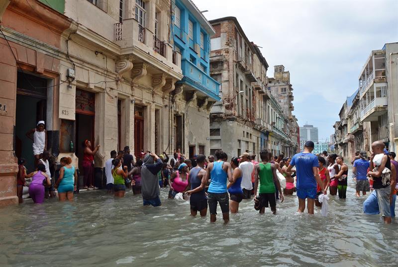 México expresa condolencias Caribe afectos por Irma