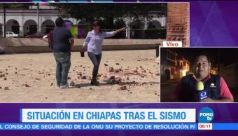 iglesias, afectadas, sismo, Chiapas