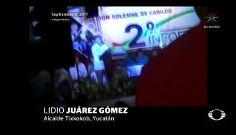 Alcalde de Yucatán tiene un estilo muy abierto de gobernar