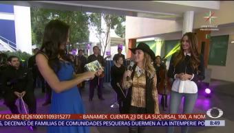 Alicia Villarreal Canta Al Aire