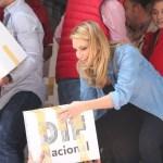 dif recolecta tres mil despensas afectados oaxaca y chiapas
