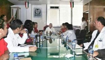Centro de Operaciones del IMSS Guerrero entra en sesión