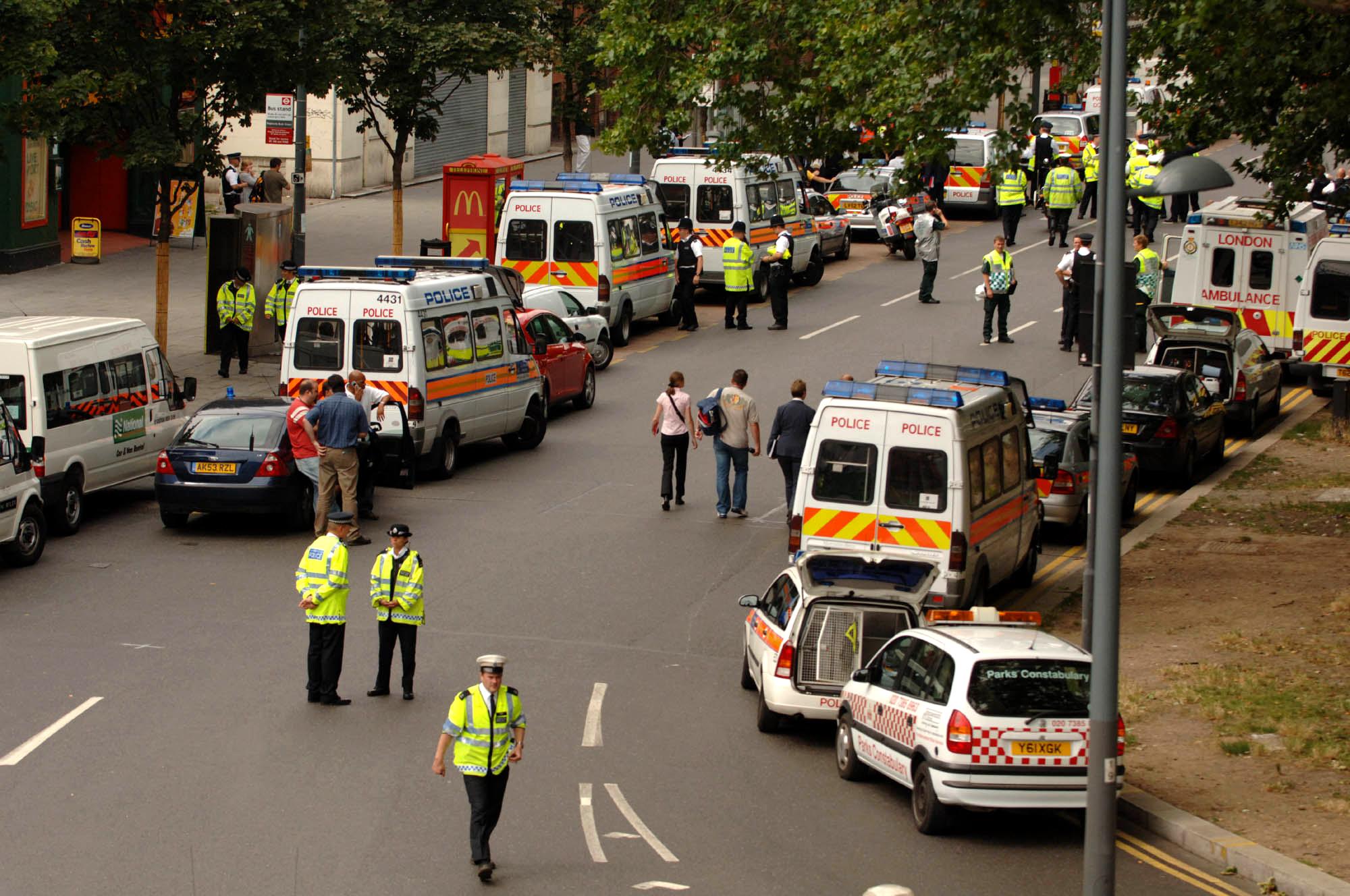 No reporta embajada en Londres mexicanos heridos en atentado