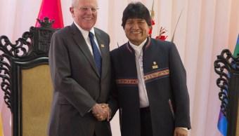 Perú permitiría a Bolivia uso de puerto para exportar a Asia