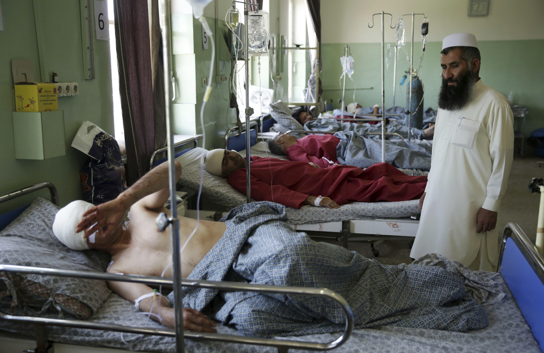 Guerra Estados Unidos Afganistán Foto