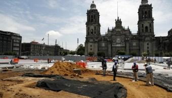 Museo Nacional de Arte, Daños en Monumentos, Catedral Metropolitana, Patrimonio Cultural, Daños Sismo, INAH