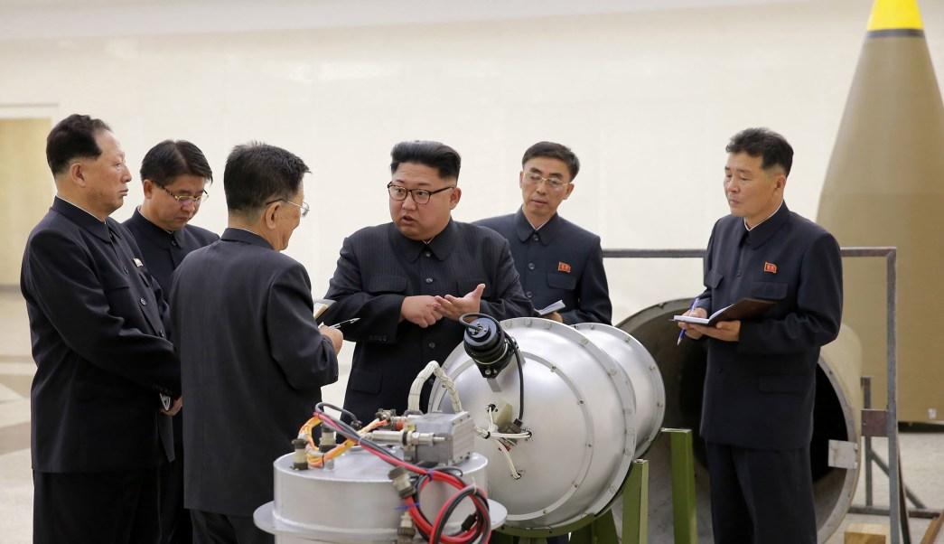 ensayo nuclear norcoreano fuerte bomba nagazaki