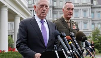 EU promete 'gran respuesta militar' si Pyongyang amenaza al país o aliados