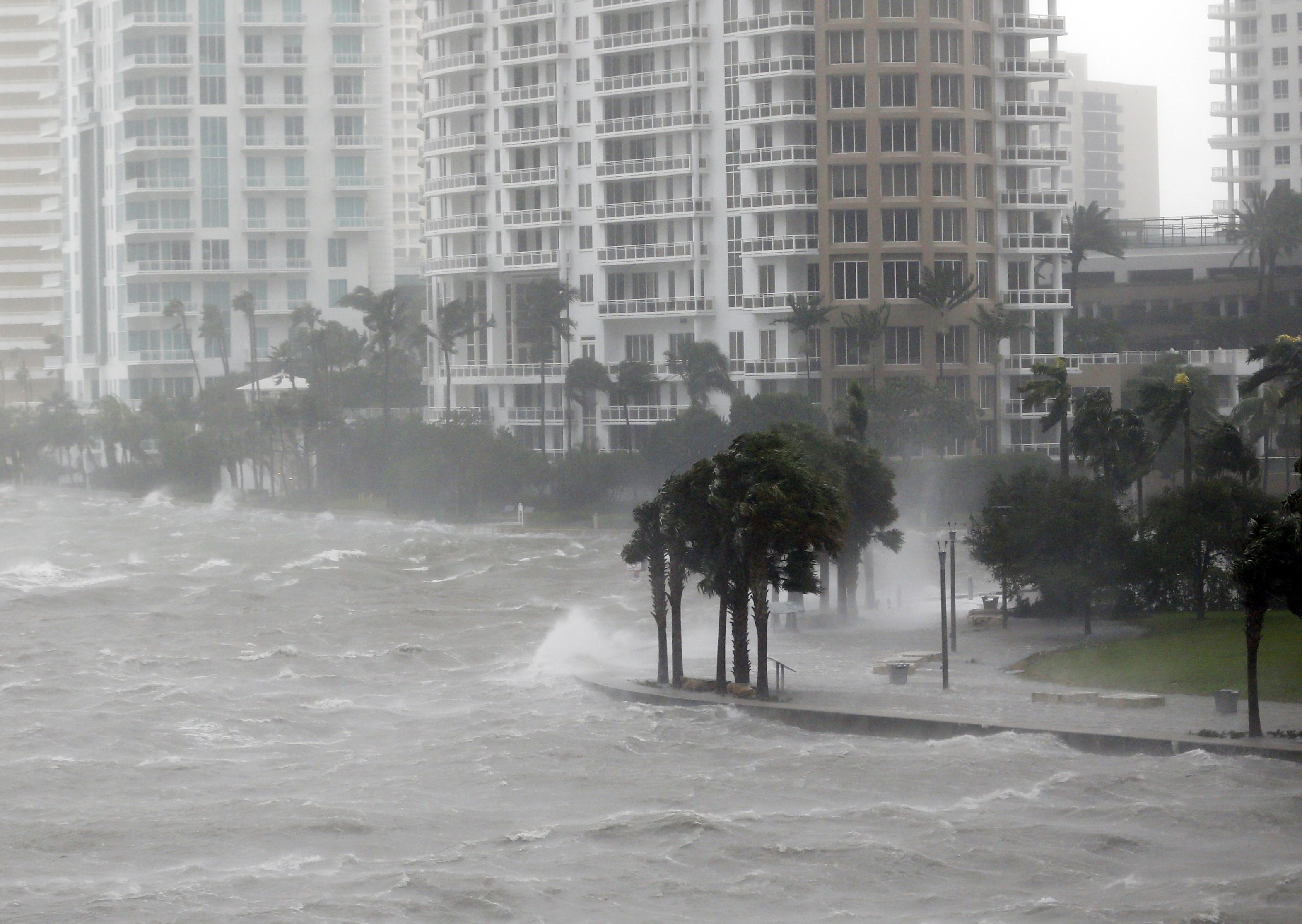 Irma devasta a Florida