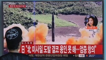México lanzamiento misil balístico Corea Norte