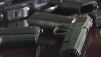 Niño de dos años mata a su padre con una pistola en EU