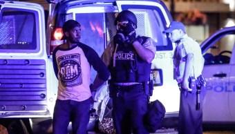 Suman 80 detenidos durante protestas en Missouri por absolución de policía