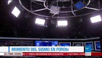 Así se vivió el sismo de este jueves en la Ciudad de México