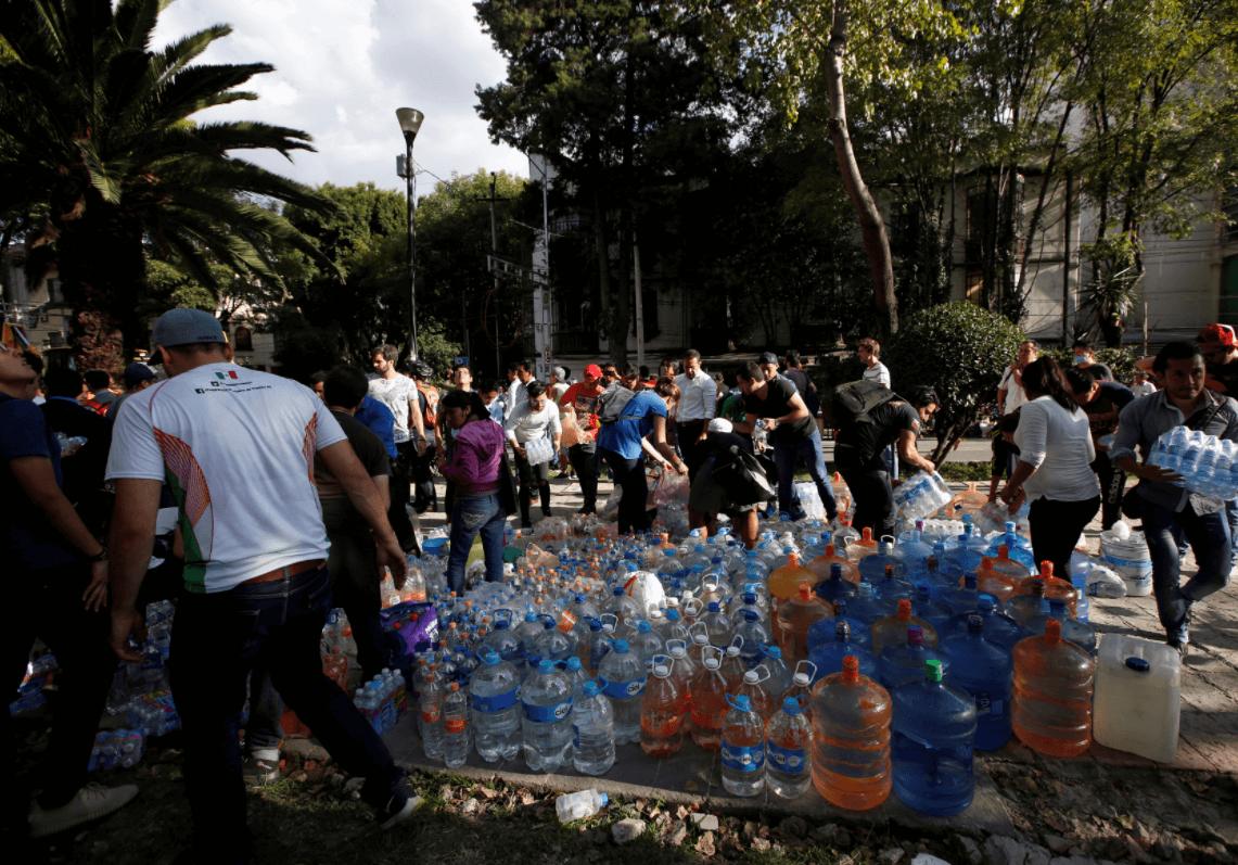 UNAM reabrirá centros de acopio en CU tras sismo — MÉXICO